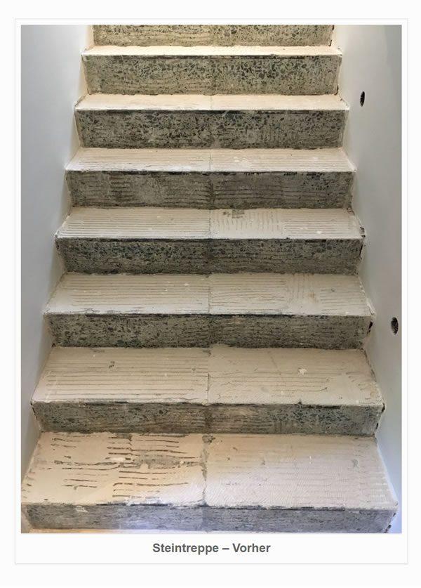 Natursteintreppen Sanierung aus  Mannheim