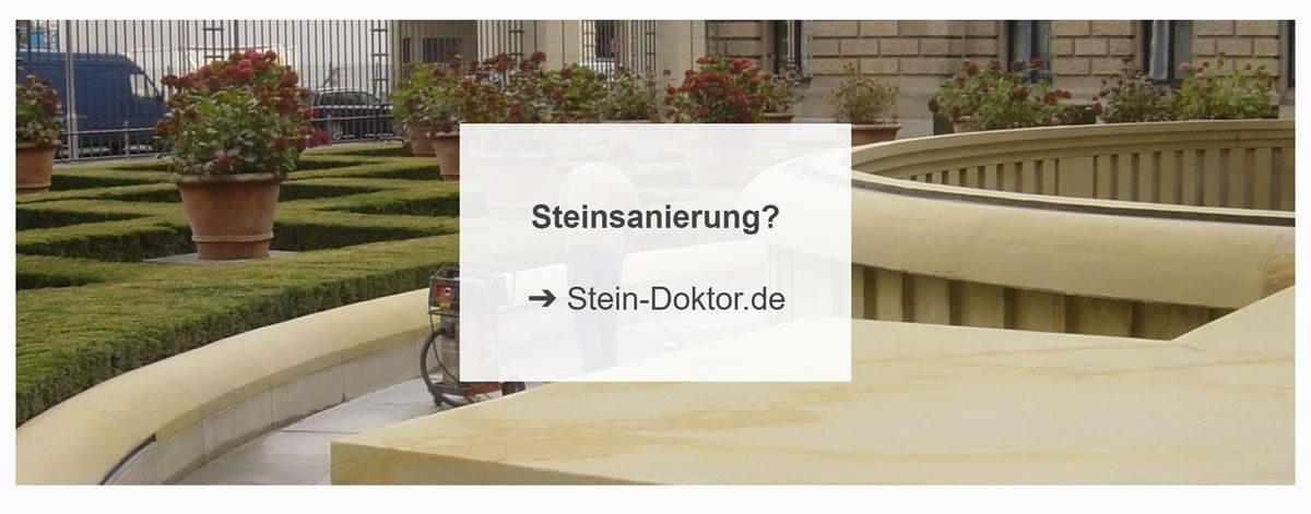 Natursteinsanierung Hamburg - Steinsanierung, Steinreinigung, Sandsteinsanierung & Granitsanierung